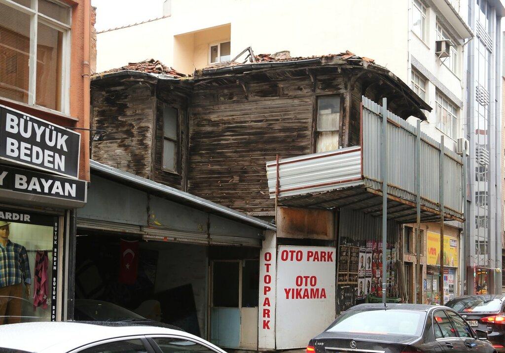 Стамбул. Улица Чилек (Çilek Sokak)