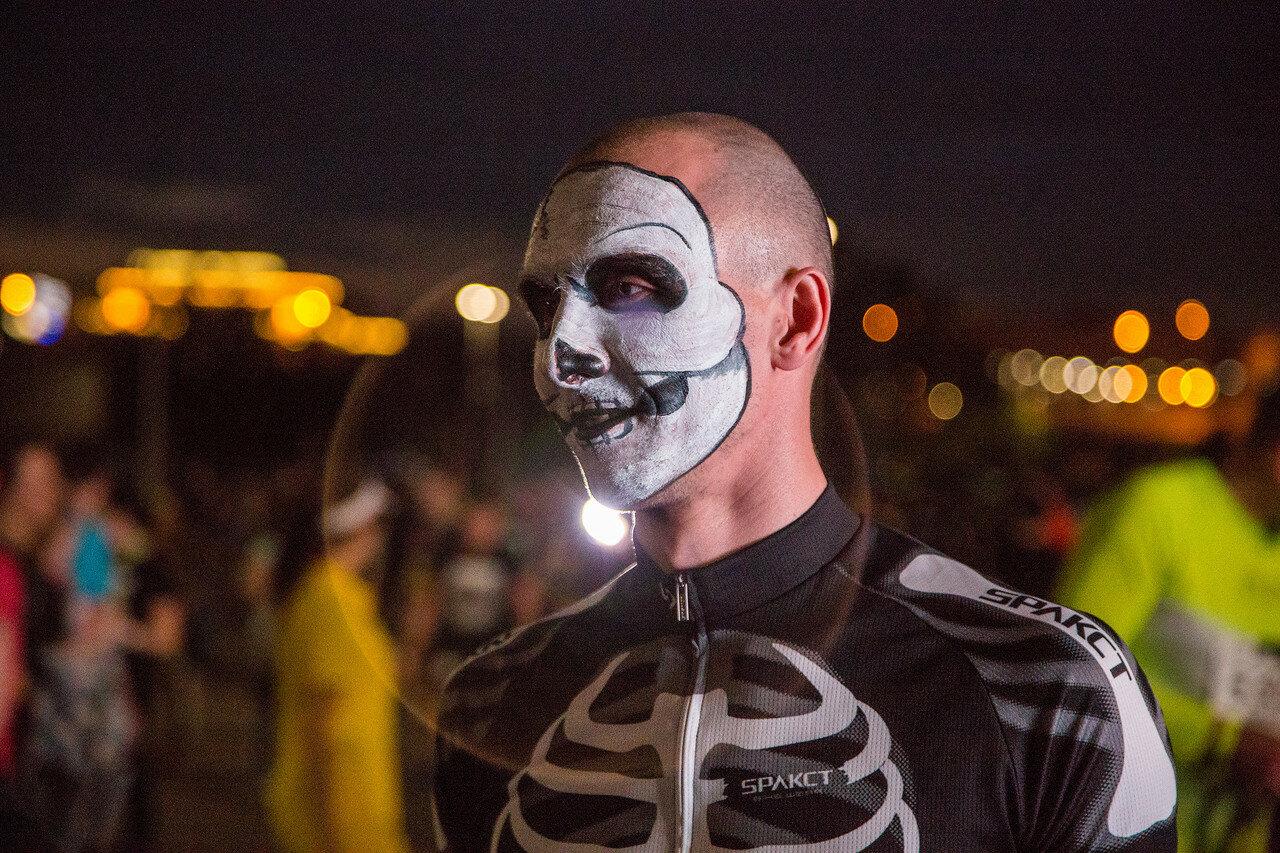 Ночное безумие в Москве