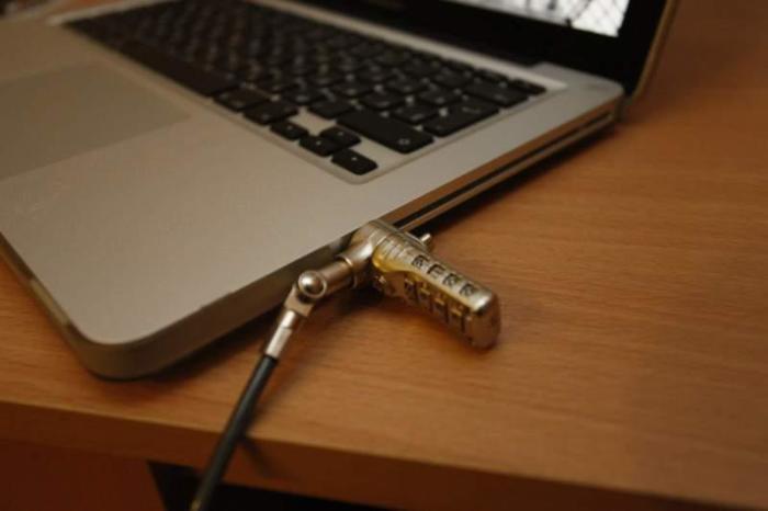 Портативный блокиратор для ноутбука Согласно статистике, в Соединенных Штатах каждые 53 секунд ворую