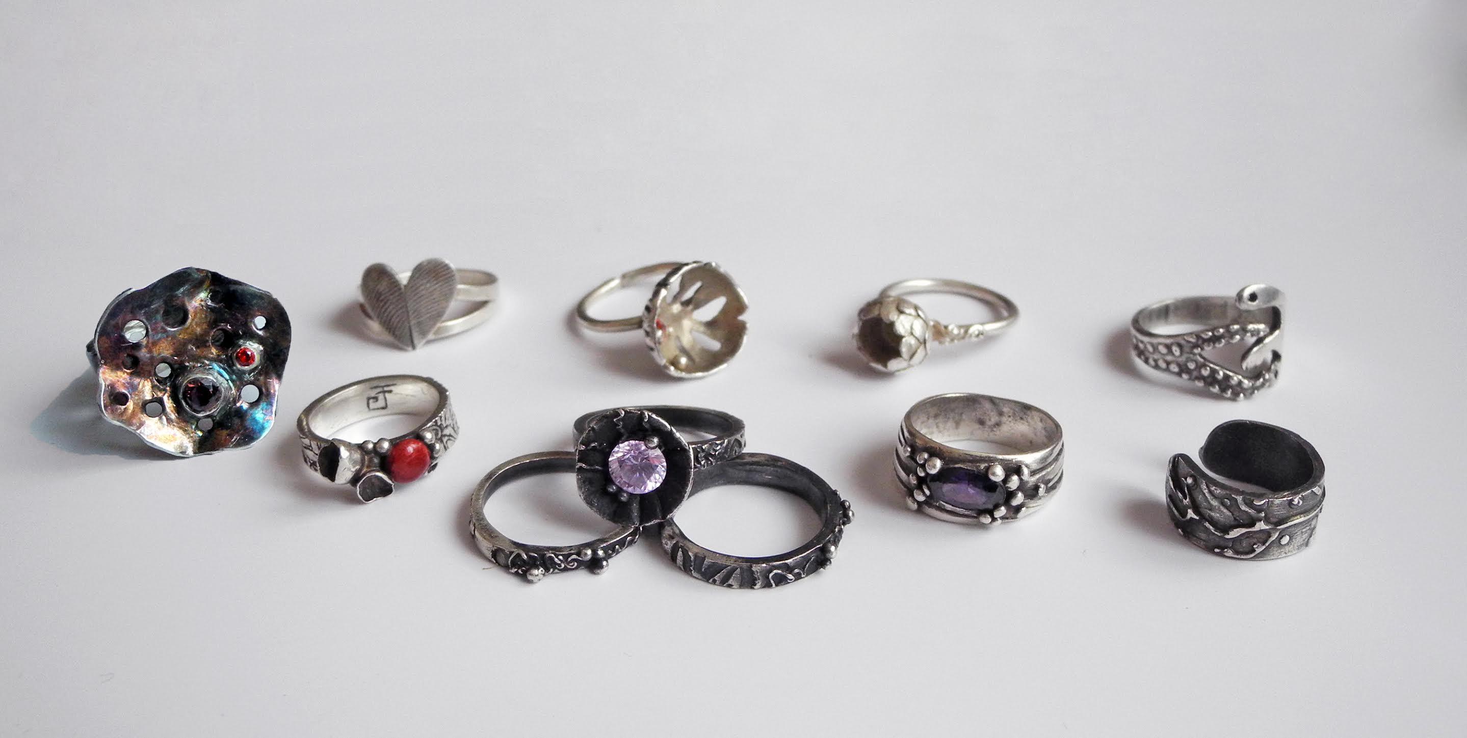 Как это сделано: серебряное кольцо своими руками (26 фото)