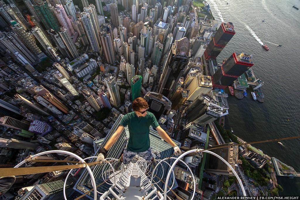 52. Ну и напоследок хочу представить небольшой видеоролик с самого высокого здания, куда нам удалось