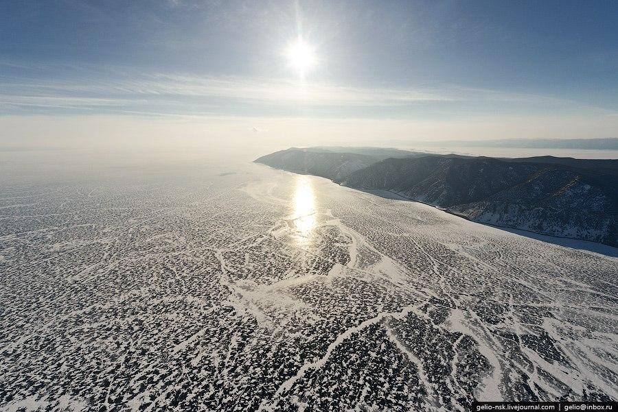 Гора Жима — самая высокая точка острова. Высота над уровнем моря 1274 м., высота над Байкалом 8