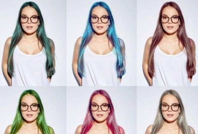 Крутое приложение для перекраски волос и смены фона (10 фото)