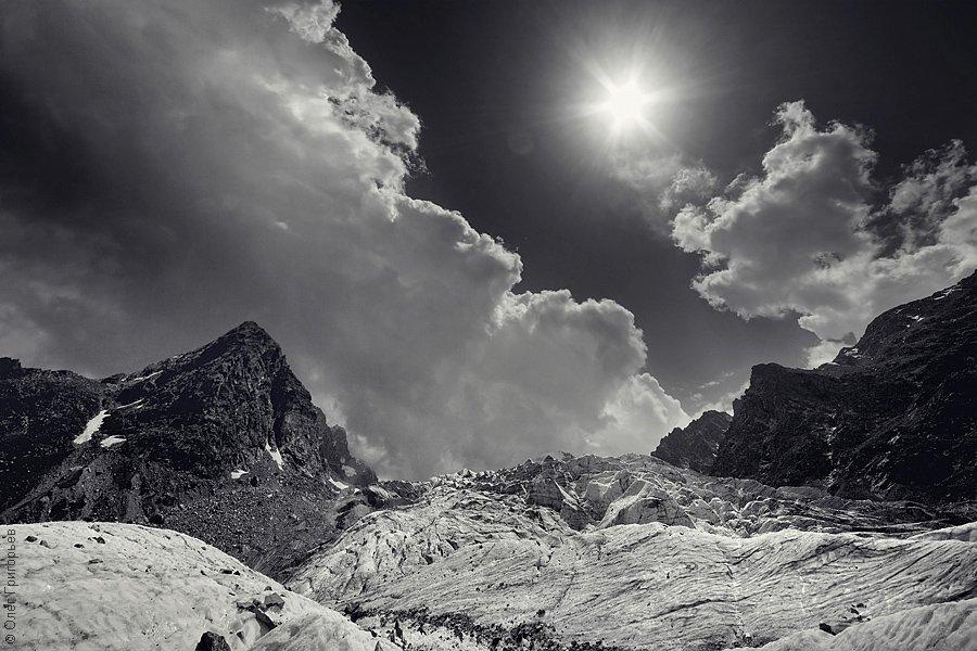 Погода на Кавказе это особый разговор — сначала обжигающее солнце, затем вдруг проливной дождь