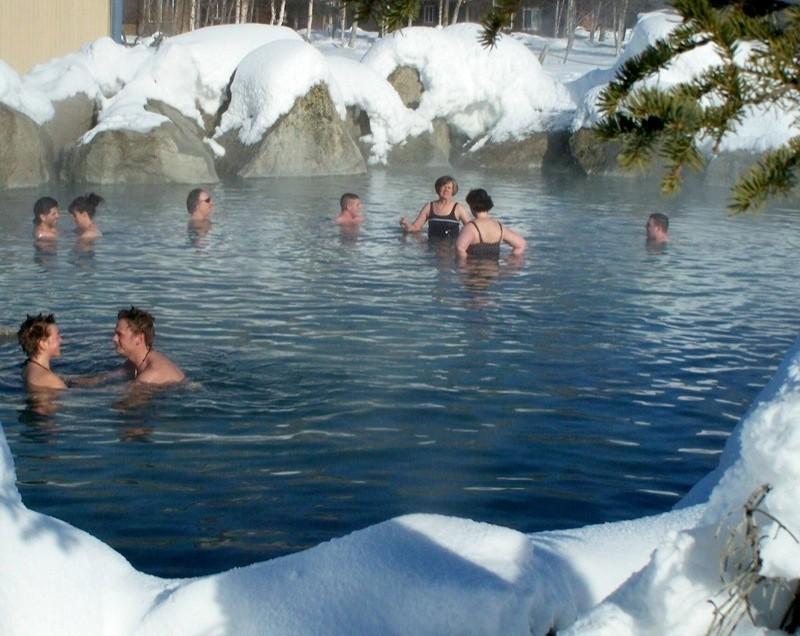 14. Чина, Аляска Это место не только потрясающе красиво, но и его воды известны своими целебными сво