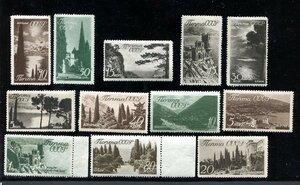1938 год. Виды Крыма и Кавказа.