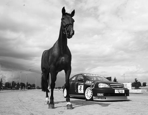 Почему мы измеряем мощность в лошадиных силах?