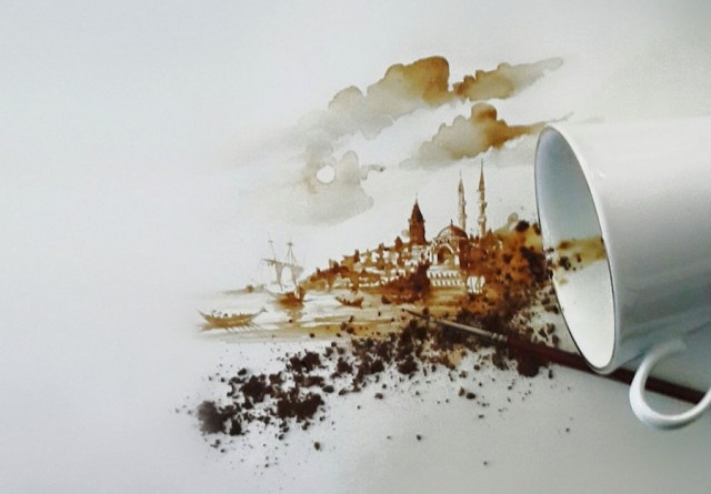 Incredible Miniature Paintings