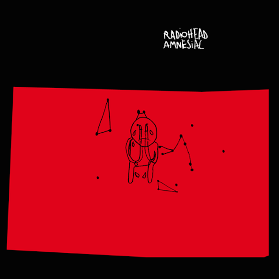 Classic Albums drawn by Six-Years Old Artist