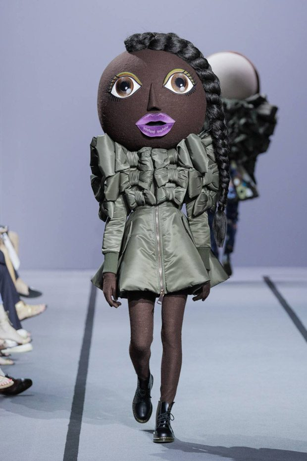 Viktor&Rolf Fall Winter 2017.18 Haute Couture Collection