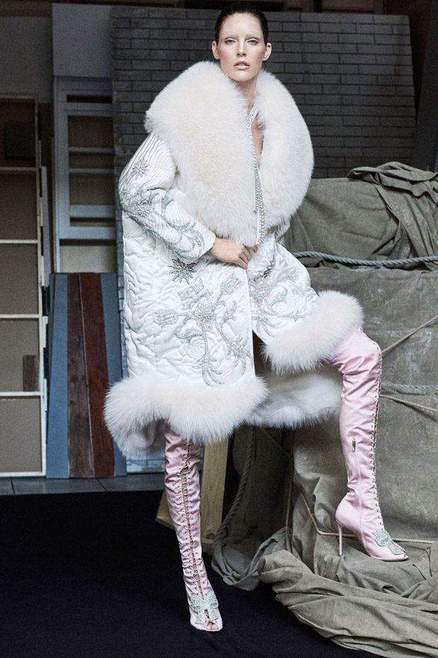 Francesco Scognamiglio Fall Winter 2017.18 Haute Couture Collection