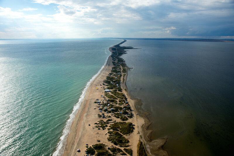 Дикие и нудистские пляжи Анапы