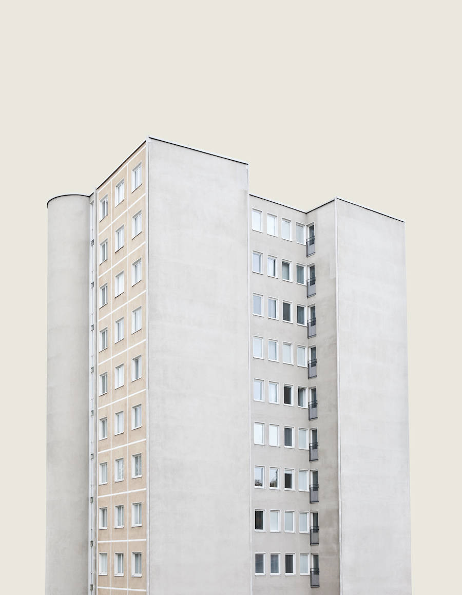 The Pastel Beauty of Helsinki's Architecture