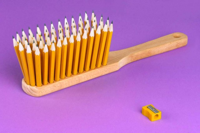 Discarded Items Transformed Into Other Everyday Objects (10 pics)