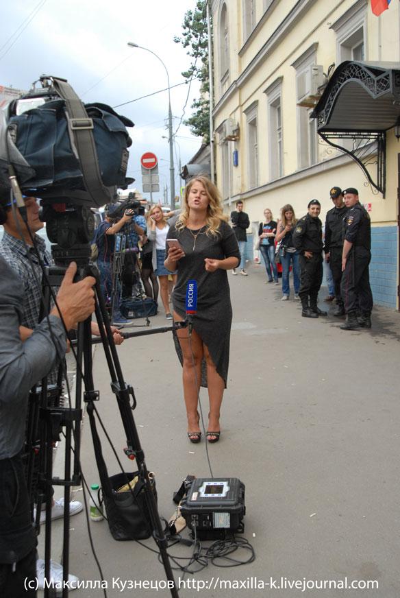 Блеск и нищета Российского телевидения