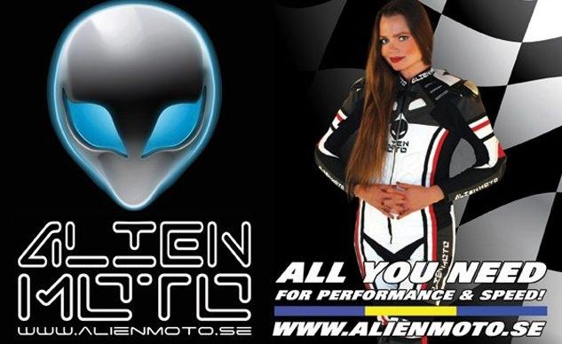Веганские комбенизоны Alien Moto A51-RR