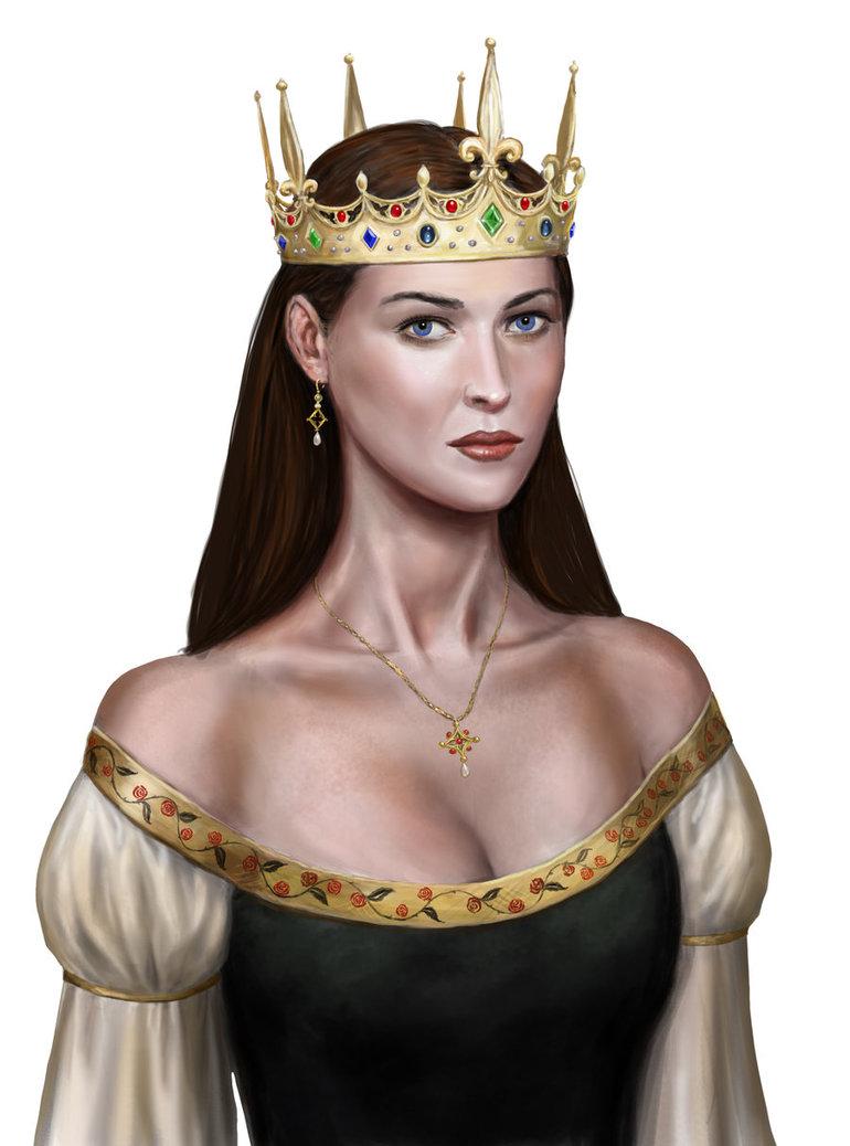 Королева из сказки картинки