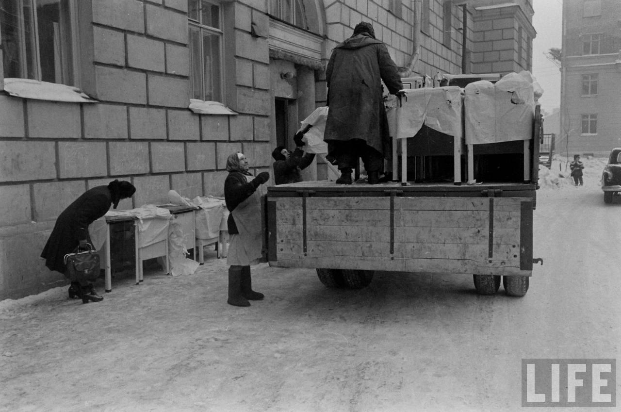 советские фото обычная жизнь