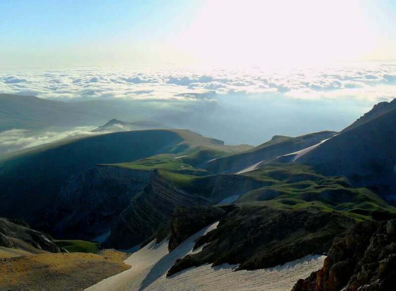 Мысль о Бесконечности, в горах, на Кавказе ... SAM_1008.JPG
