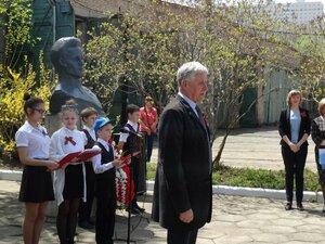 Во Владивостоке почтили память Героя Советского Союза Степана Борисенко