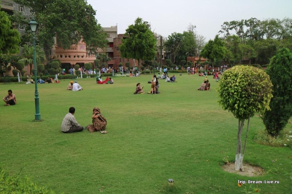 Парк Джаллианвала Багх (Jallianwalla Bagh)