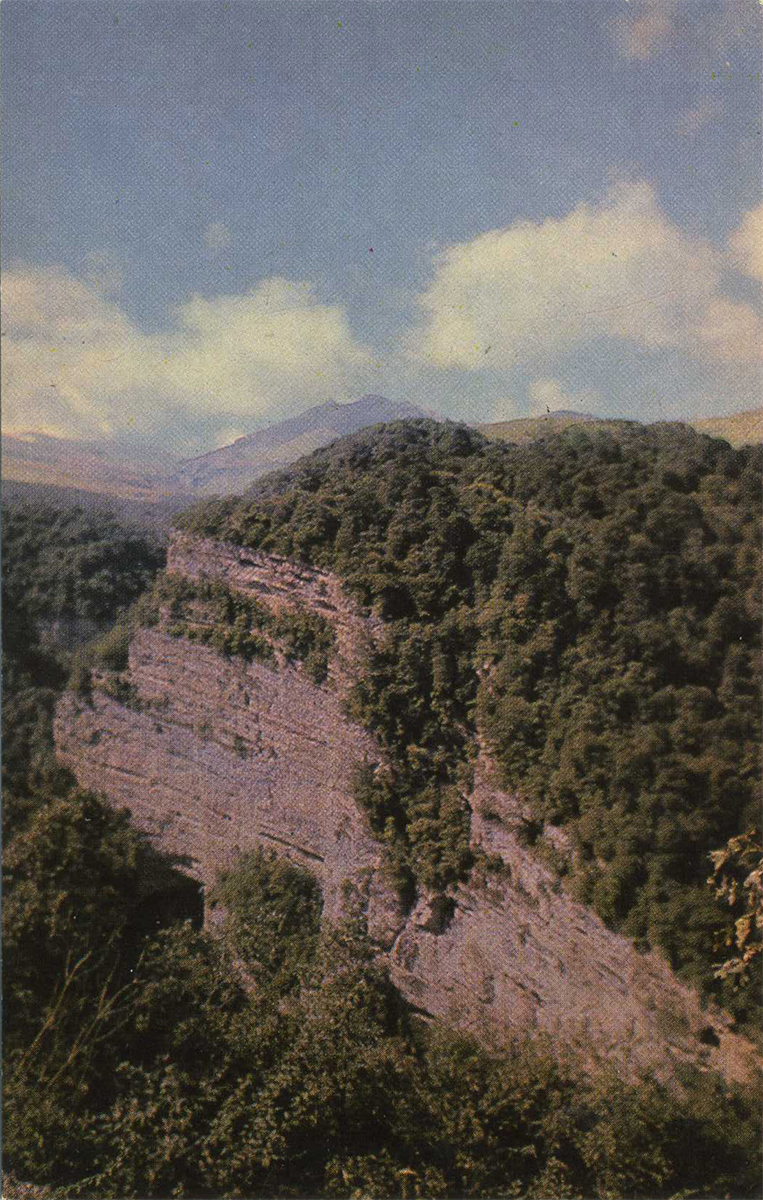 Кабардино-Балкария, Черекское ущелье