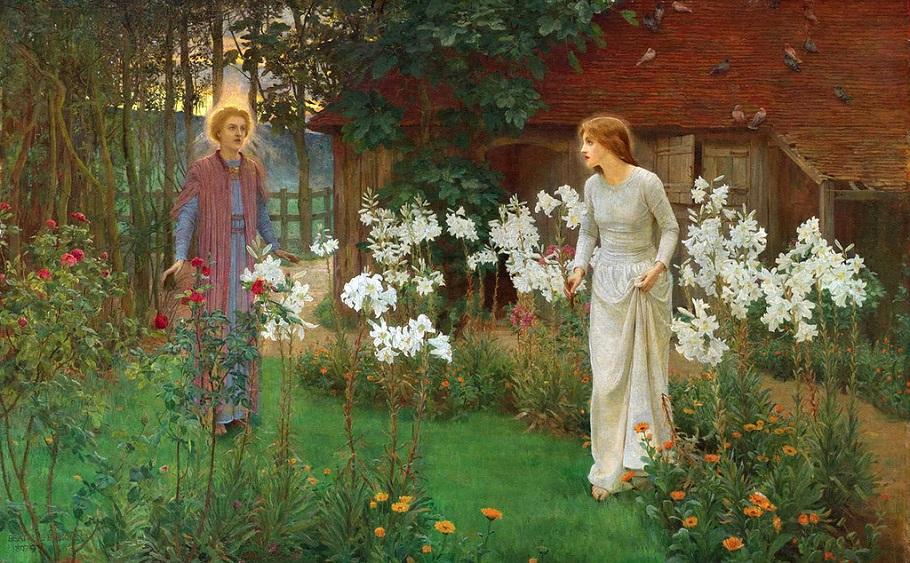 Beatrice Emma Parsons (1869-1955)-Annunciation.jpg