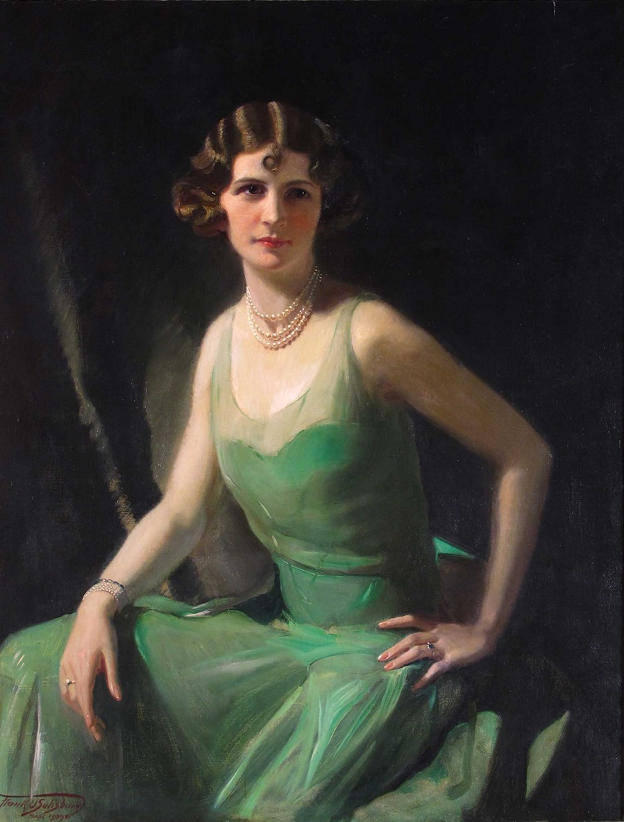 Portrait of Sylvia, daughter of the artist, 1929.jpg