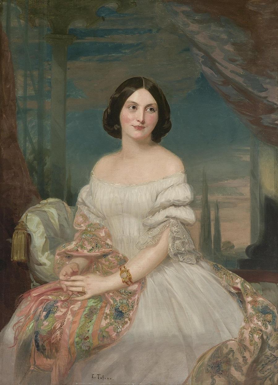 Portrait of a Lady Sitting Under a Pergola.jpg