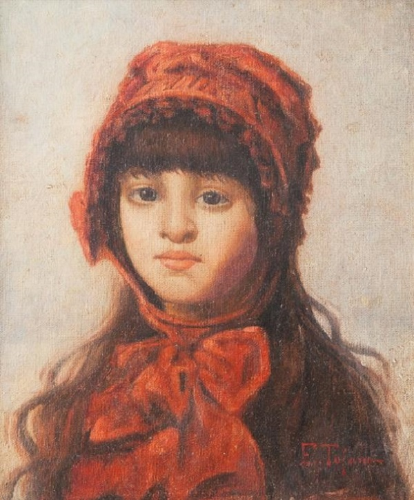 YOUNG LADY WITH RED BOW.Jpeg