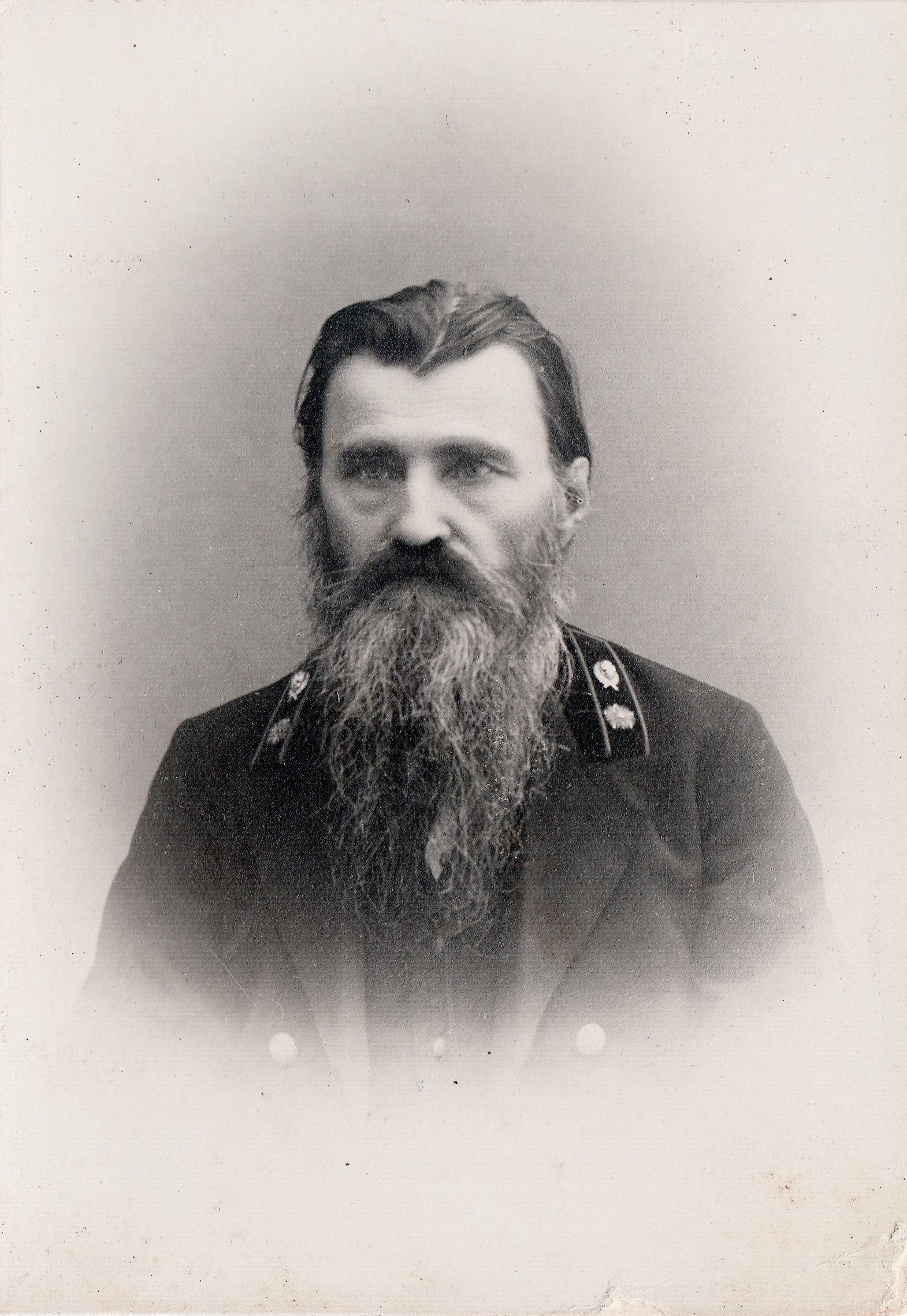 Плаксин Михаил Александрович, статский советник – священное писание