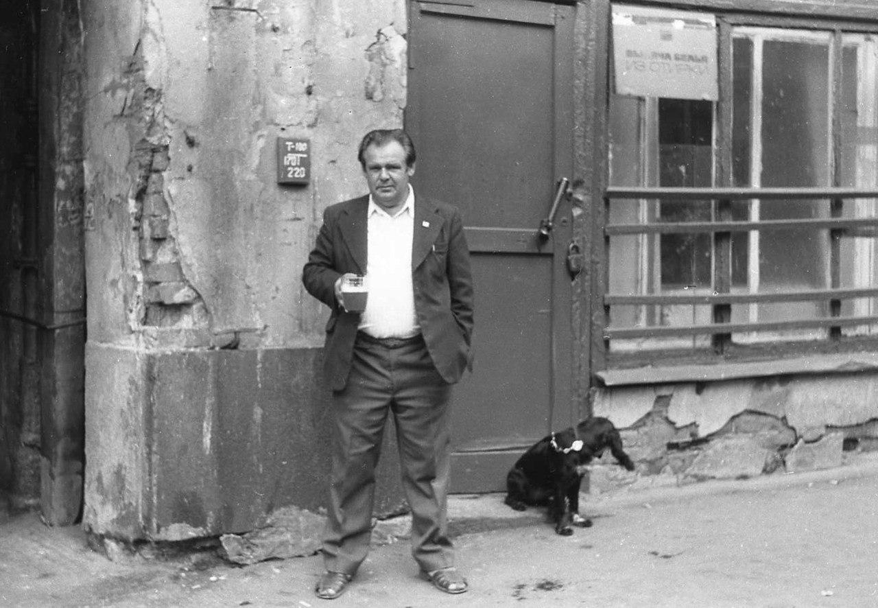 24. Петроградская. 1970-е