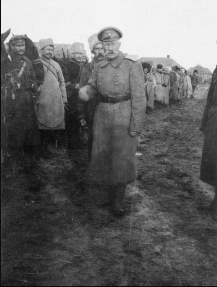 Генерал-лейтенант Сергей Леонидович Марков, командир 1-й пехотной дивизии Добровольческой армии, ноябрь 1919.jpg