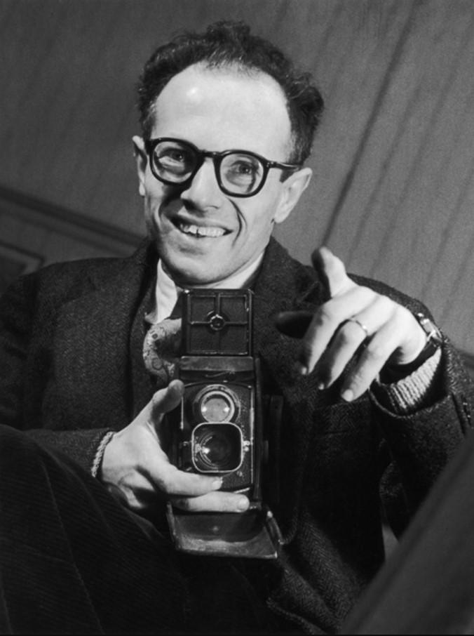 1947. Автопортрет