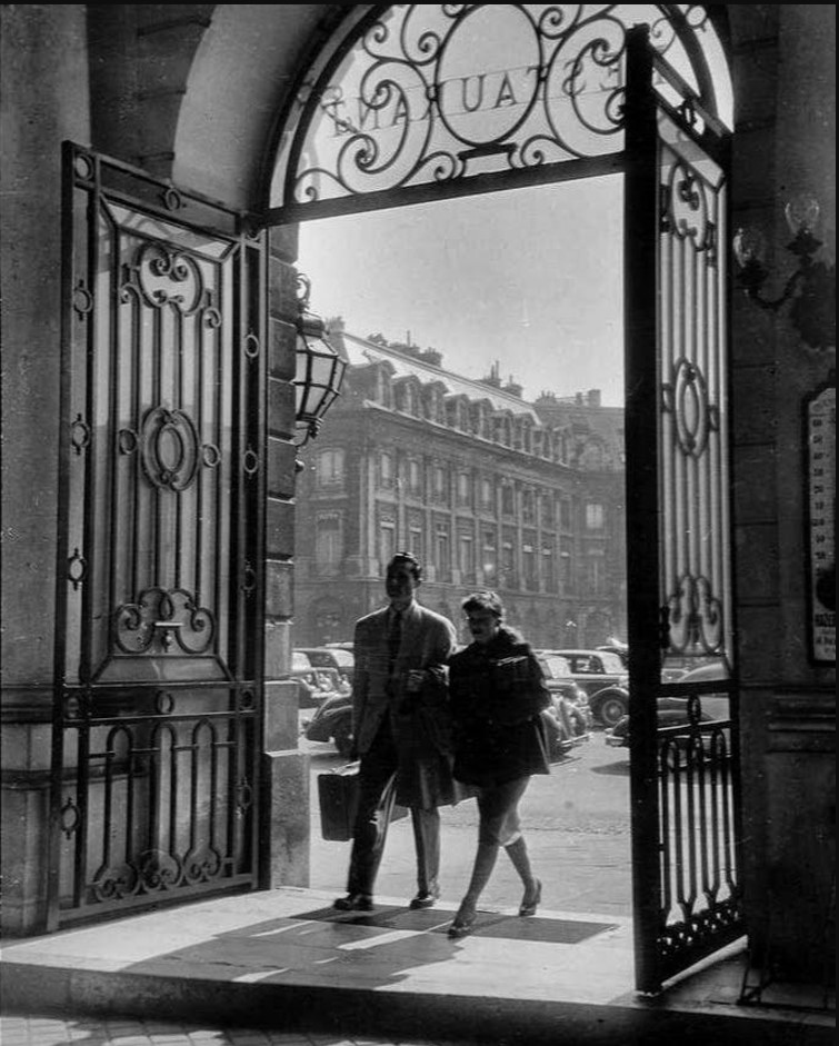 1948. Вандомская площадь