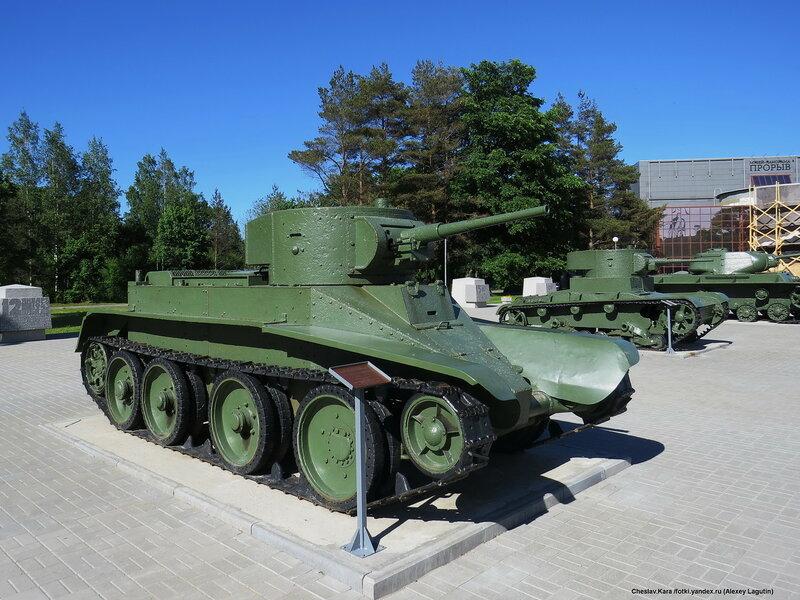 БТ-5 (музей Прорыв) _2500.JPG