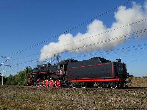 паровоз Л-2057 _350