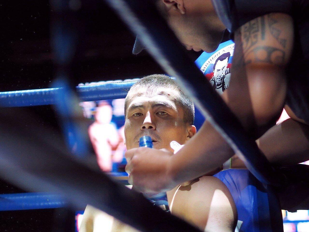 32 Вечер профессионального бокса в Магнитогорске 06.07.2017
