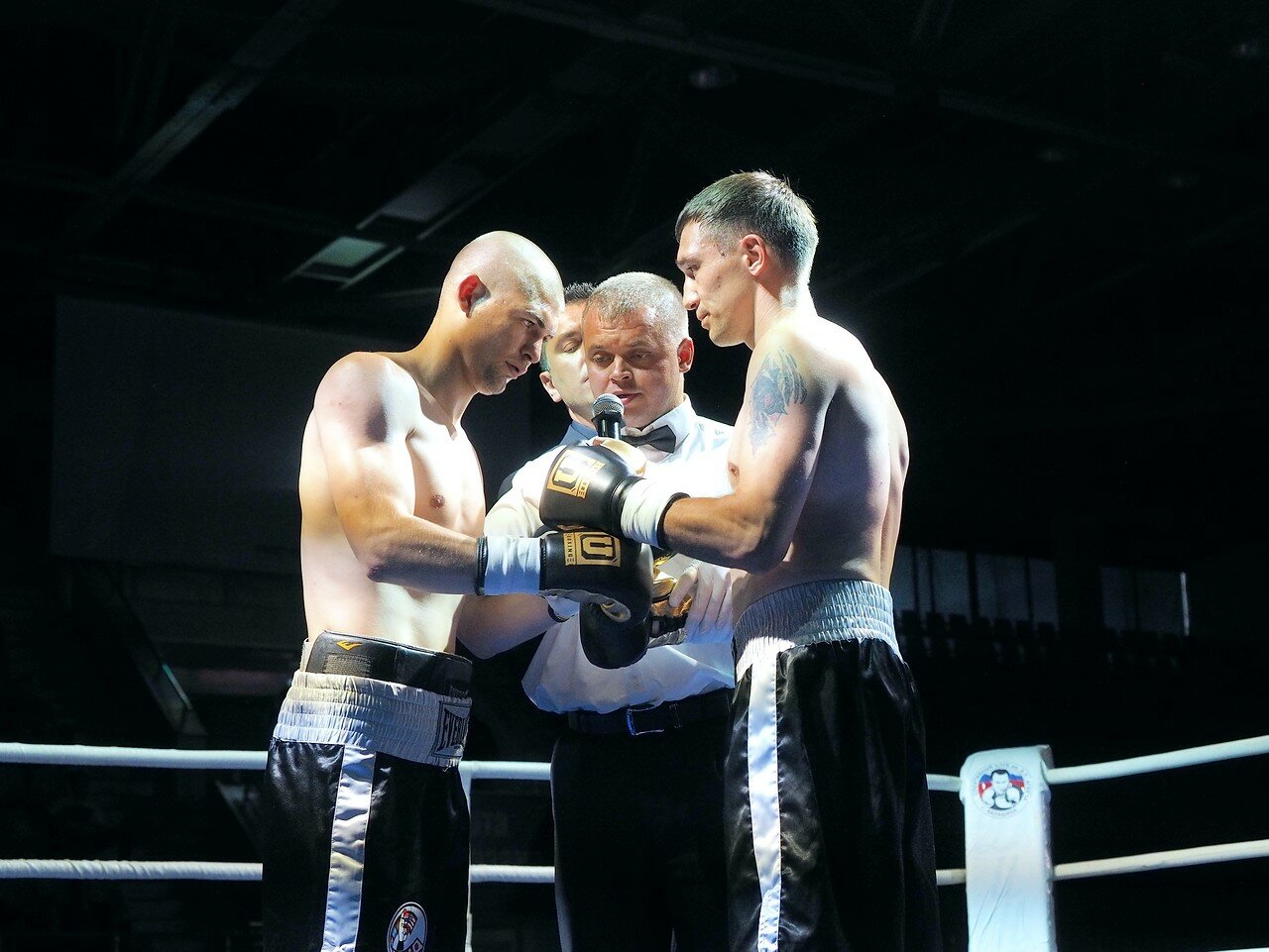 85 Вечер профессионального бокса в Магнитогорске 06.07.2017