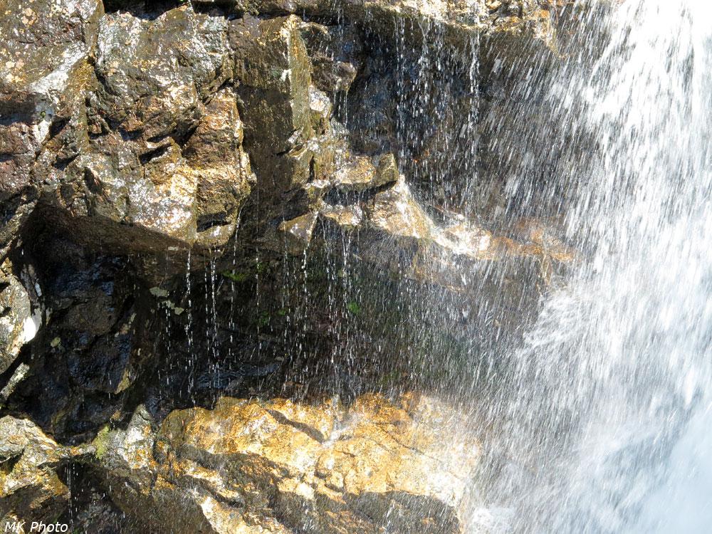 Водопад на Каменке