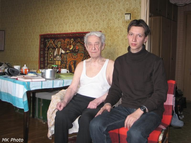Василий Иванович и я