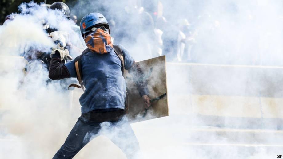 Каракас обвиняет Трампа в нарушении суверенитета