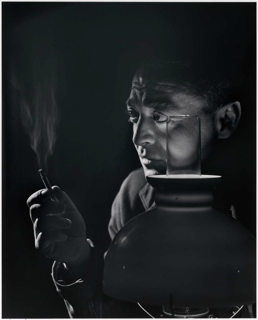 Питер Лорре1946 Юсуф Карш Канадский фотограф 1908-2002