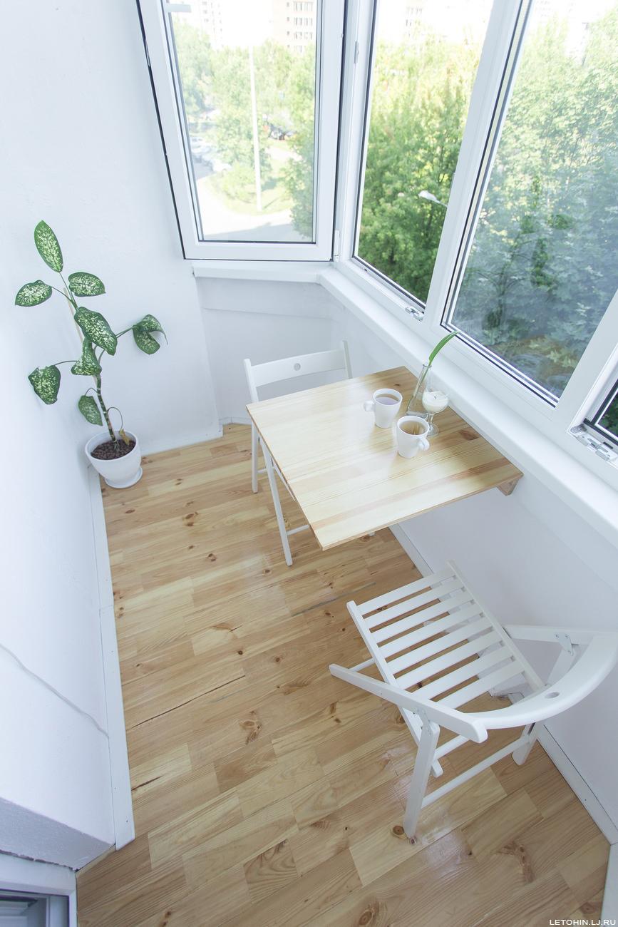 Как сделать ремонт на балконе сделай сам 189