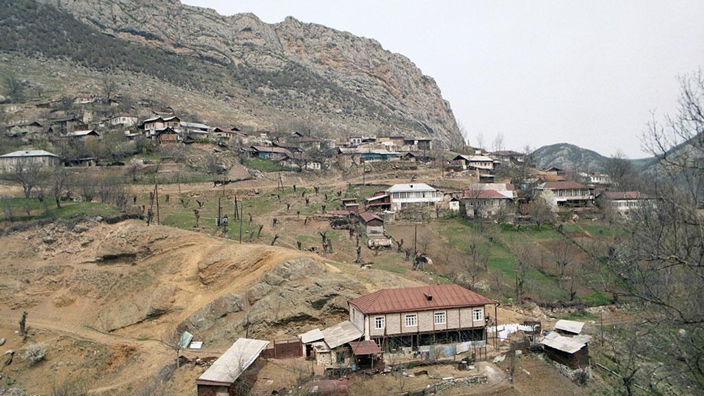 Вармянском Гюмри пропал российский военный
