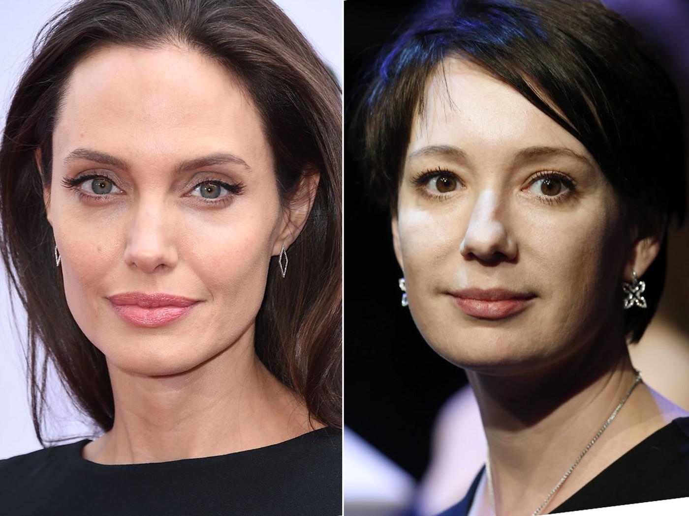 Анджелина Джоли и Чулпан Хаматова, 1975 года рождения (41 год) Талантливые, щедрые, мудрые, прекрасн