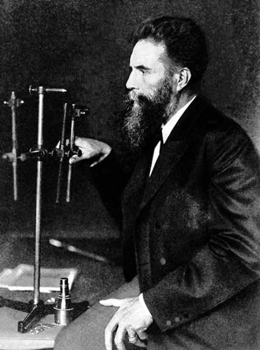 8. Находчивый Рентген Выдающийся немецкий физик Вильгельм Конрад Рентген получил письмо с просьбой п