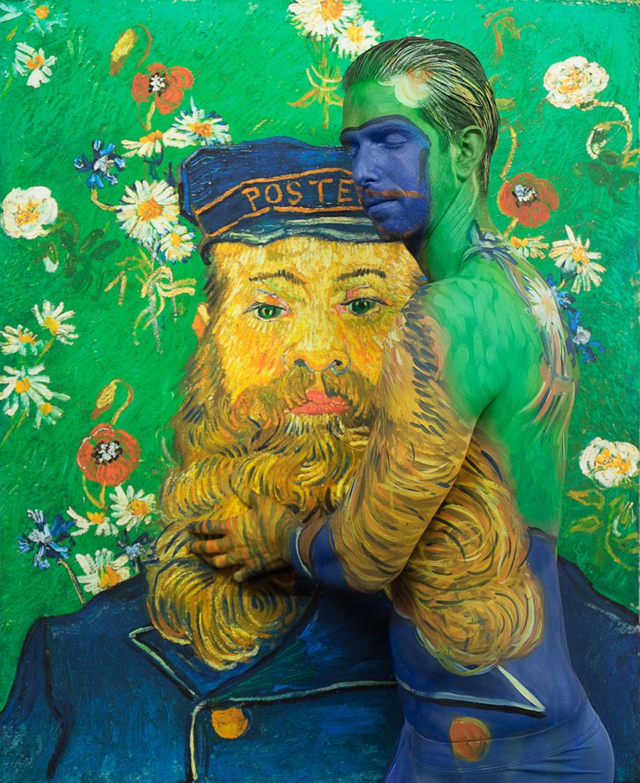 5. Композиция «8 100 000». «Бал в Мулен де ла Галетт» — картина, написанная французским художни