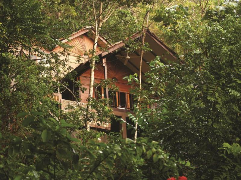 Japamala Resort, Малайзия На острове Тиоман в тропическом лесу спрятан отель, добраться до которого