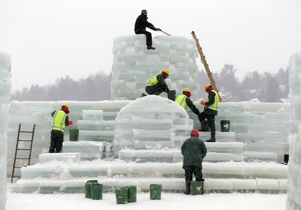 Ледовый дворец руками заключённых